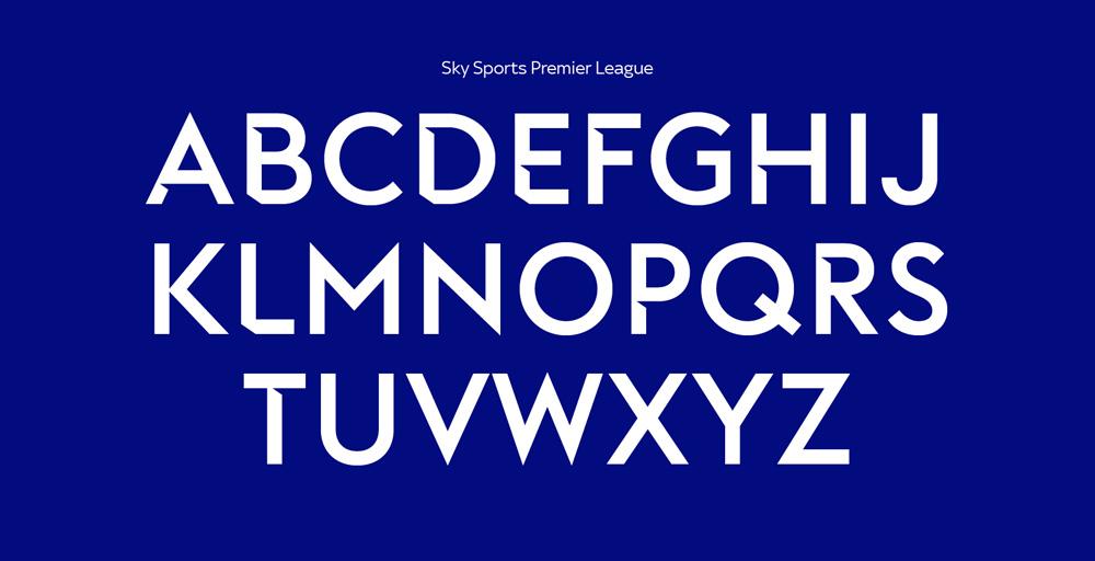 Premier designs logo font