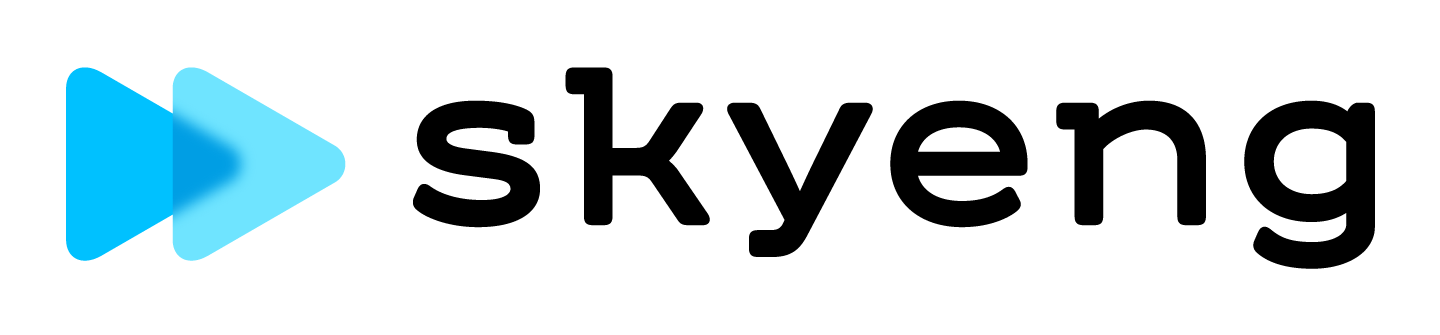 New Logo and Identity for Skyeng by Shuka