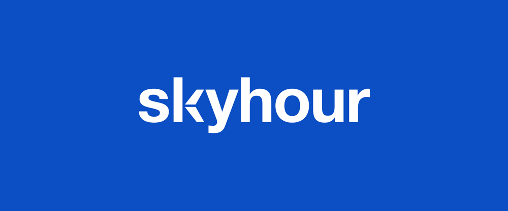 New Logo and Identity for Skyhour by BTL Brands