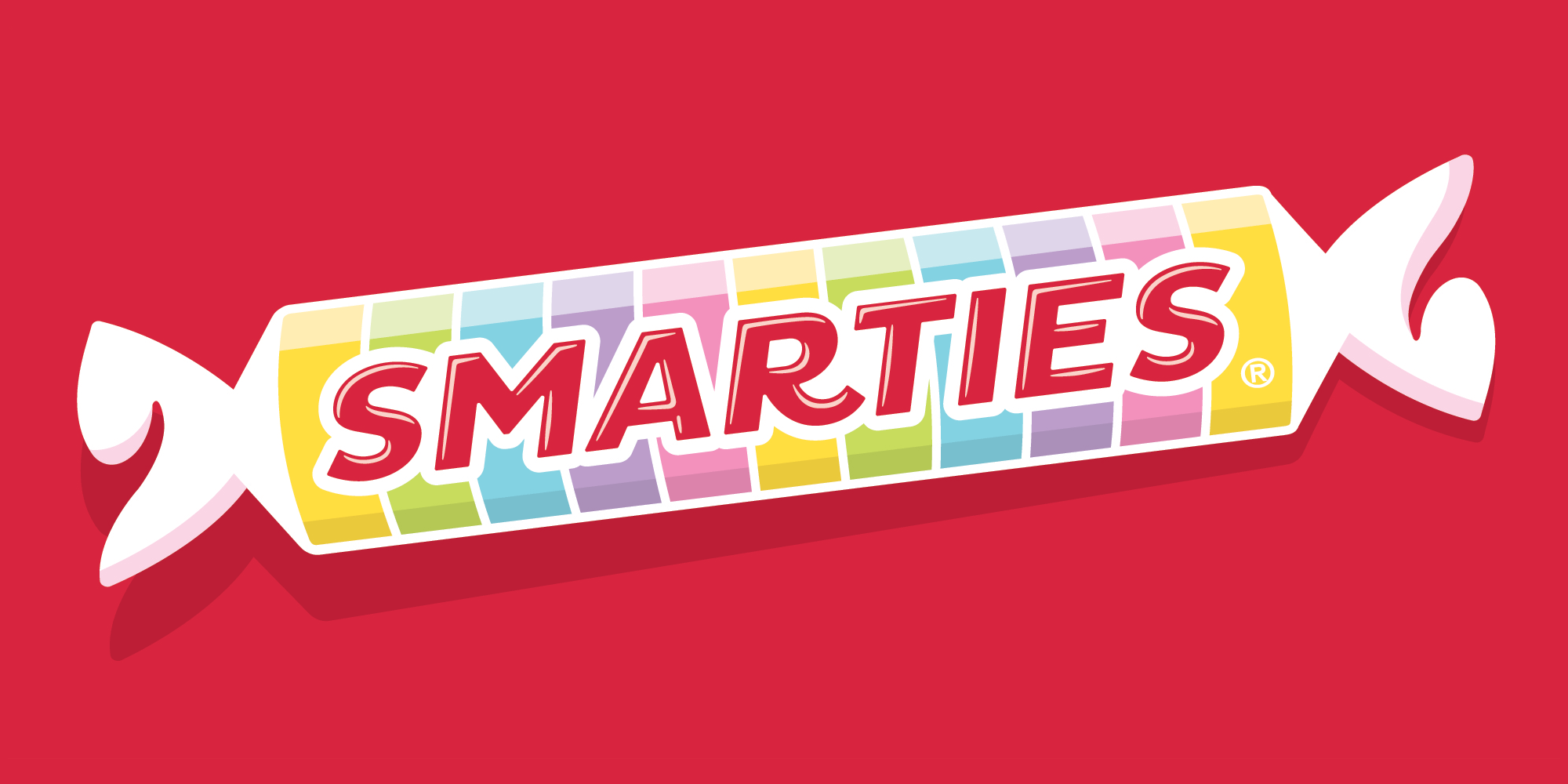New Logo and Packaging for Smarties by Pearlfisher