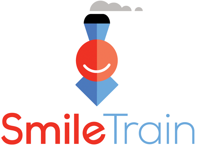 New Logo for Smile Train by SS+K