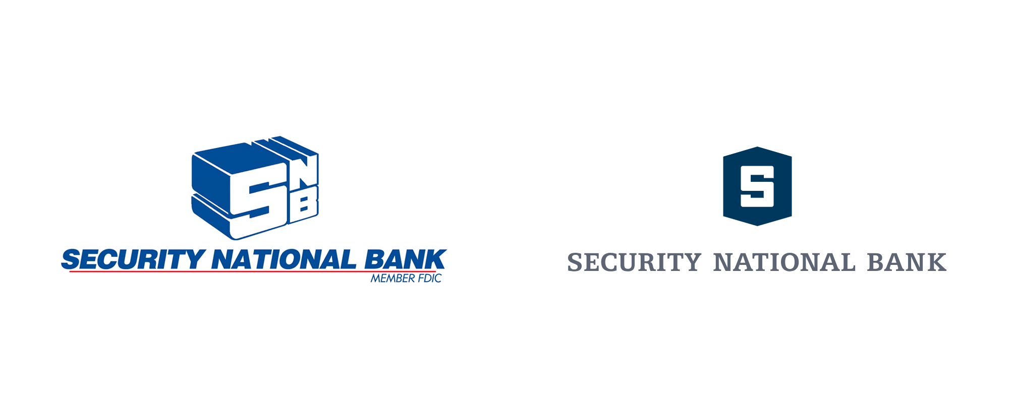 New Logo for Security National Bank