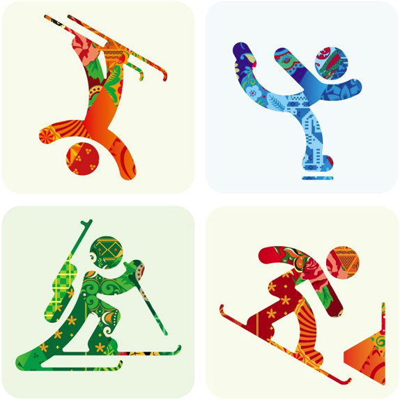 Sochi Pictograms