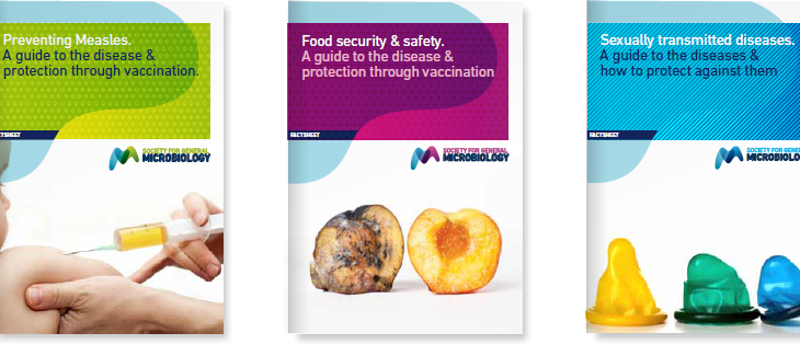 New Logo and Identity for Society for General Microbiology by Firedog