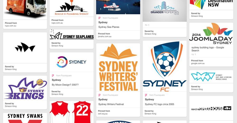 Sydney Opera House Logos