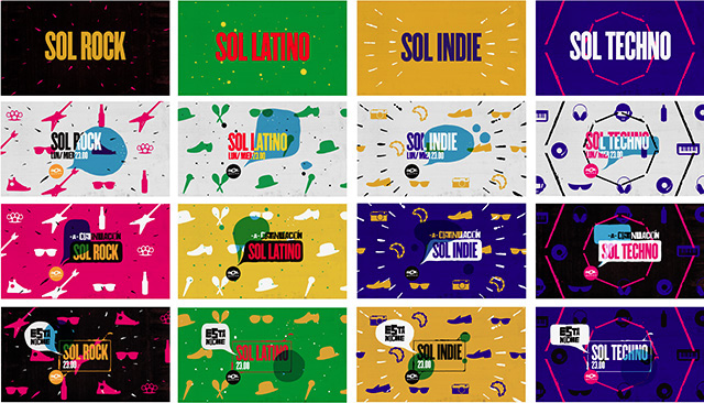 New On-Air Look for Sol Música by Lumbre