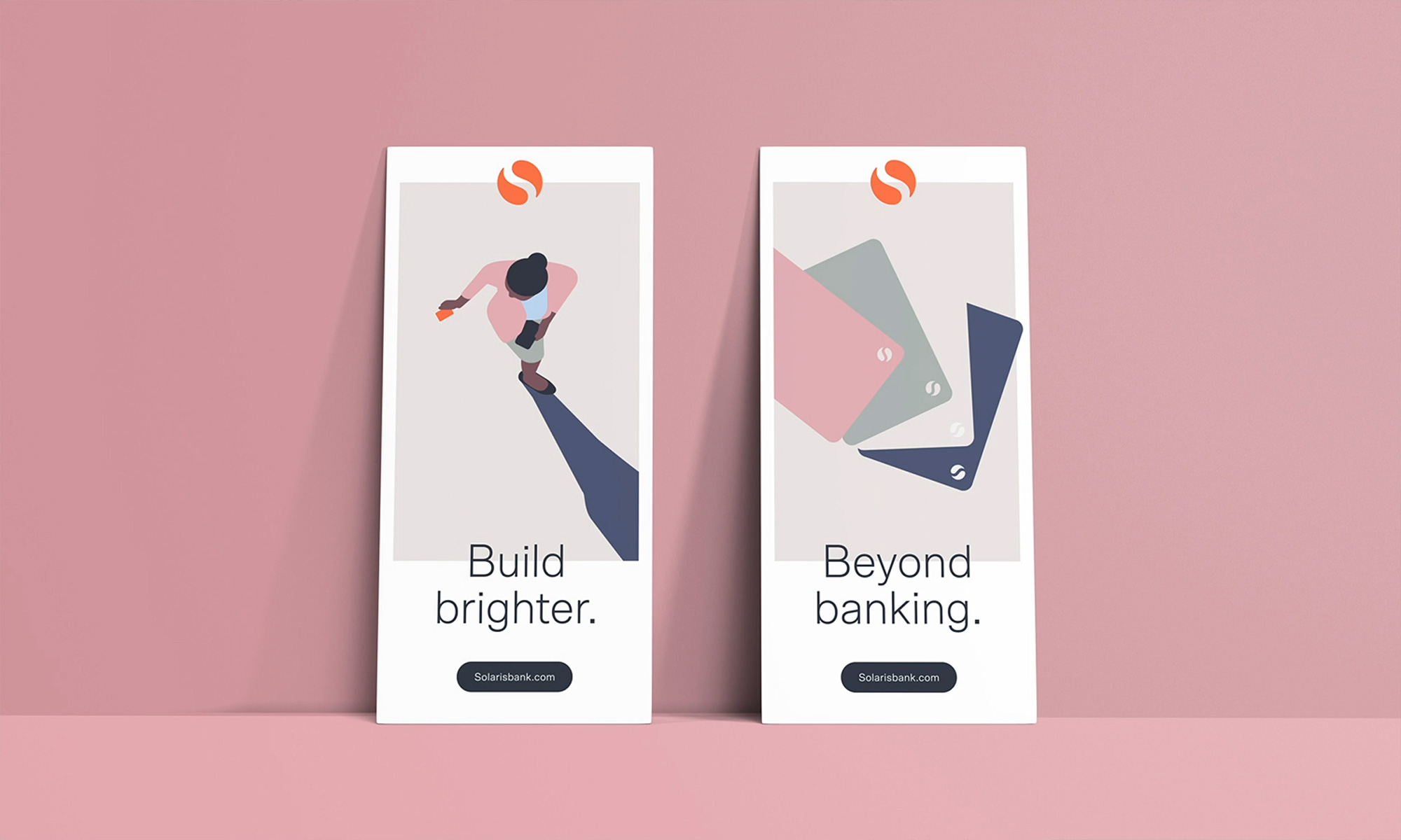 New Logo and Identity for Solarisbank by LIT