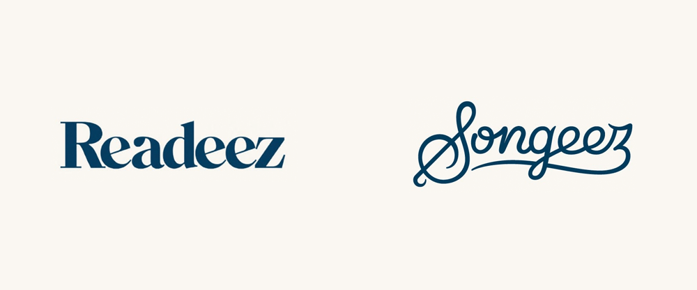 New Logo and Identity for Songeez by Andy Stewart