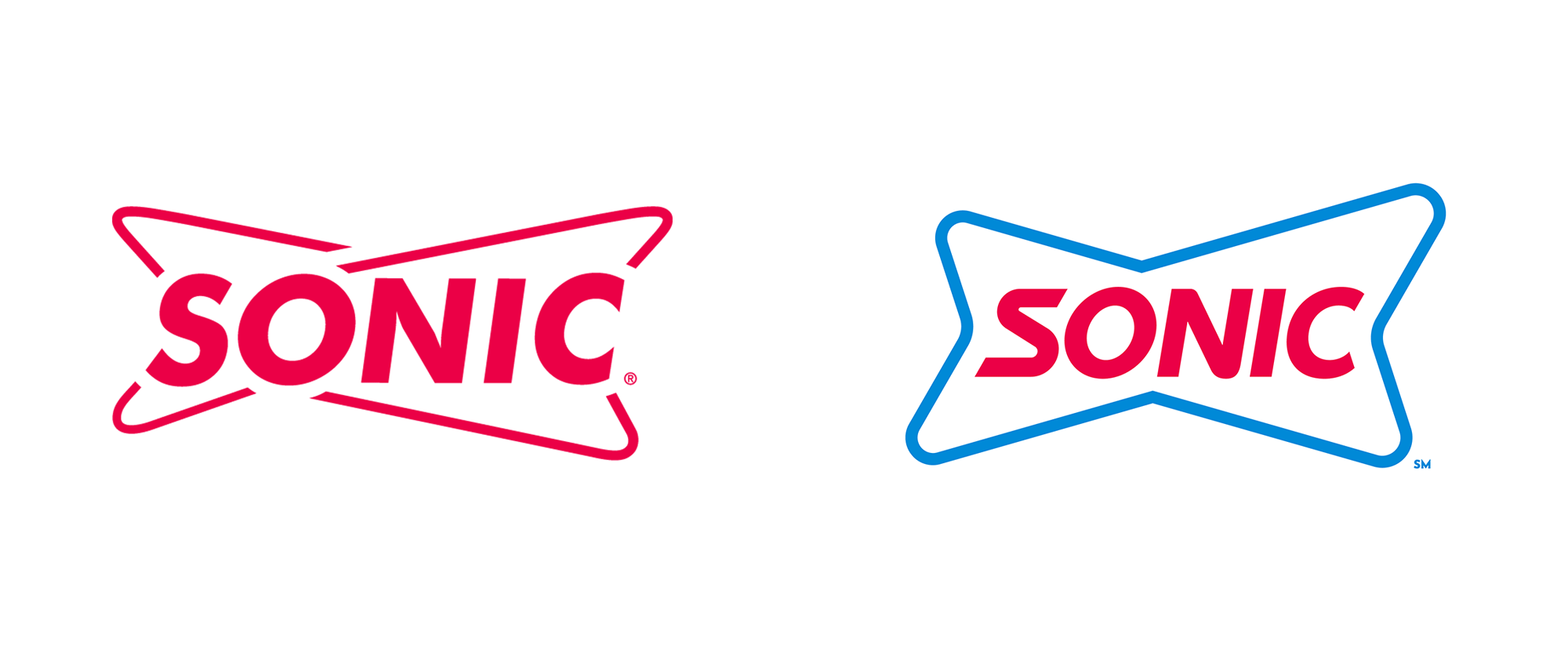 New Logo for Sonic