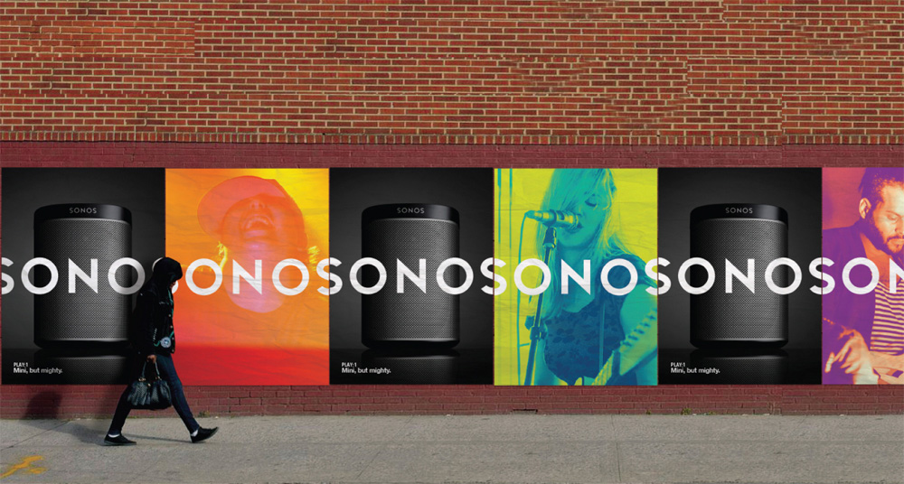 New Identity for Sonos by Bruce Mau Design