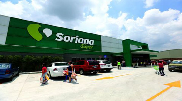 New Logo and Identity for Soriana by Interbrand