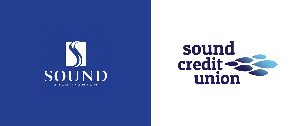 New Logo for Sound Credit Union