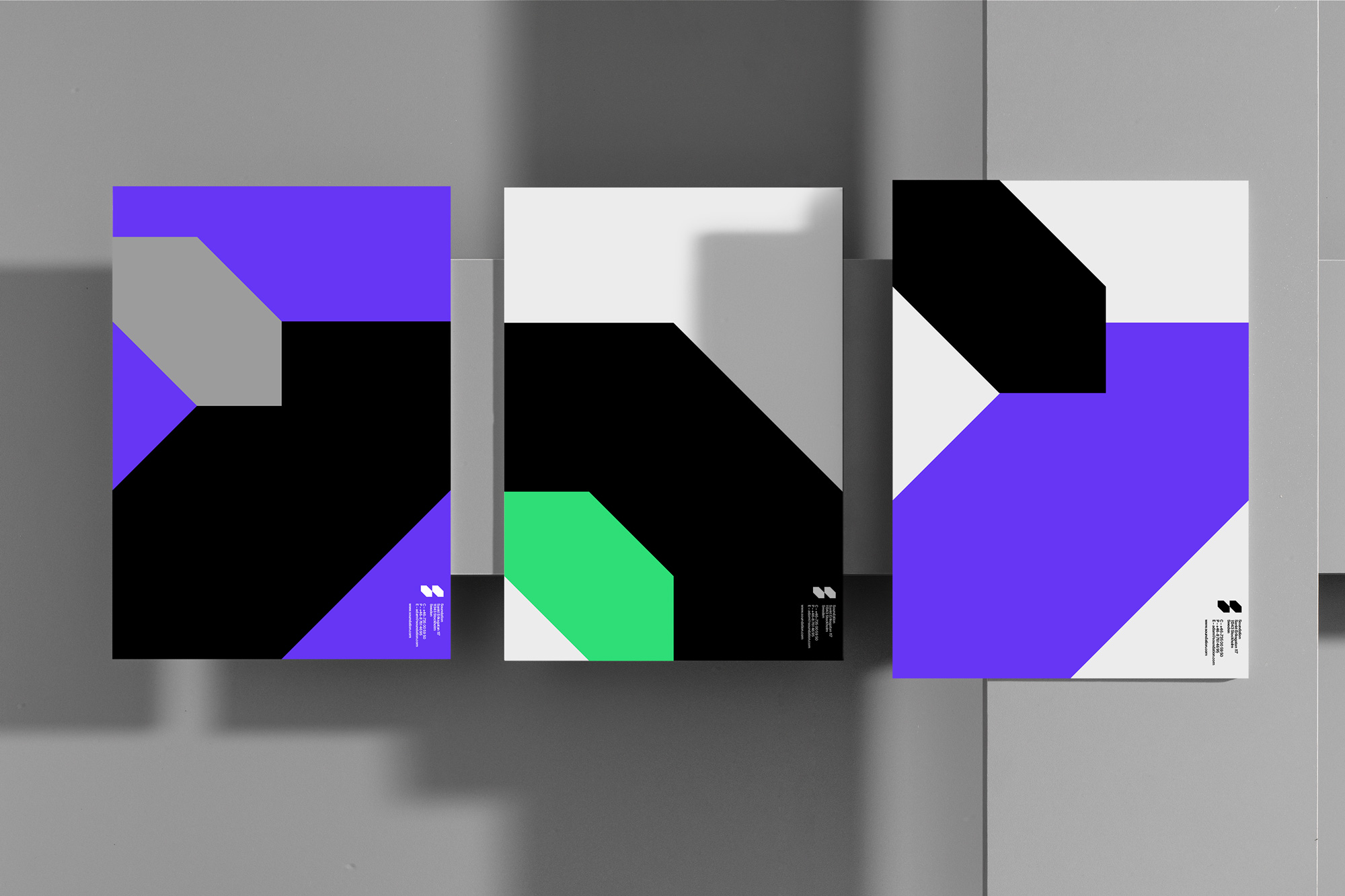 New Logo and Identity for Soundation by Kurppa Hosk