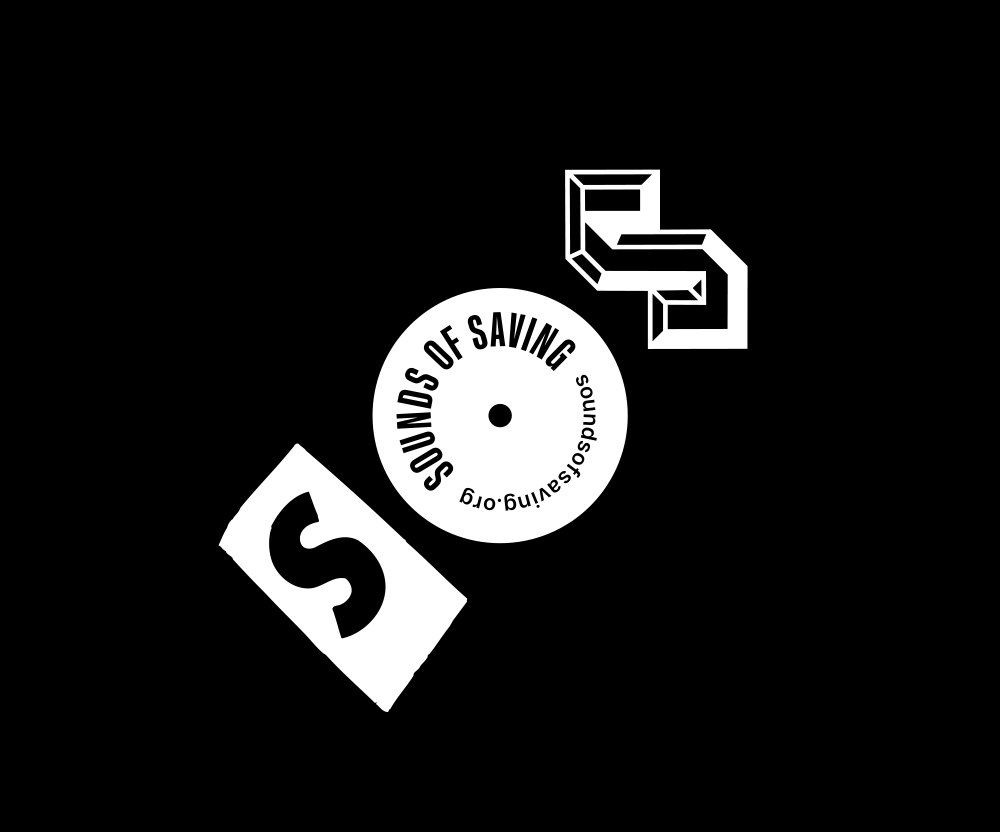 New Logo and Identity for Sounds of Saving by Red Peak
