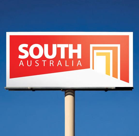 South Australia Logo, Identity, and Branding