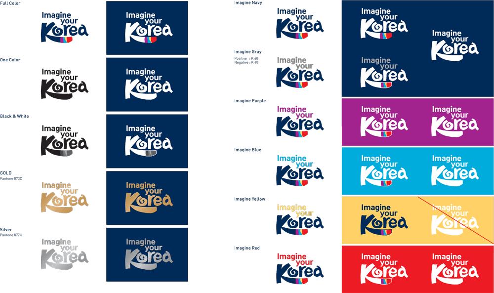 New Logo and Identity for South Korea