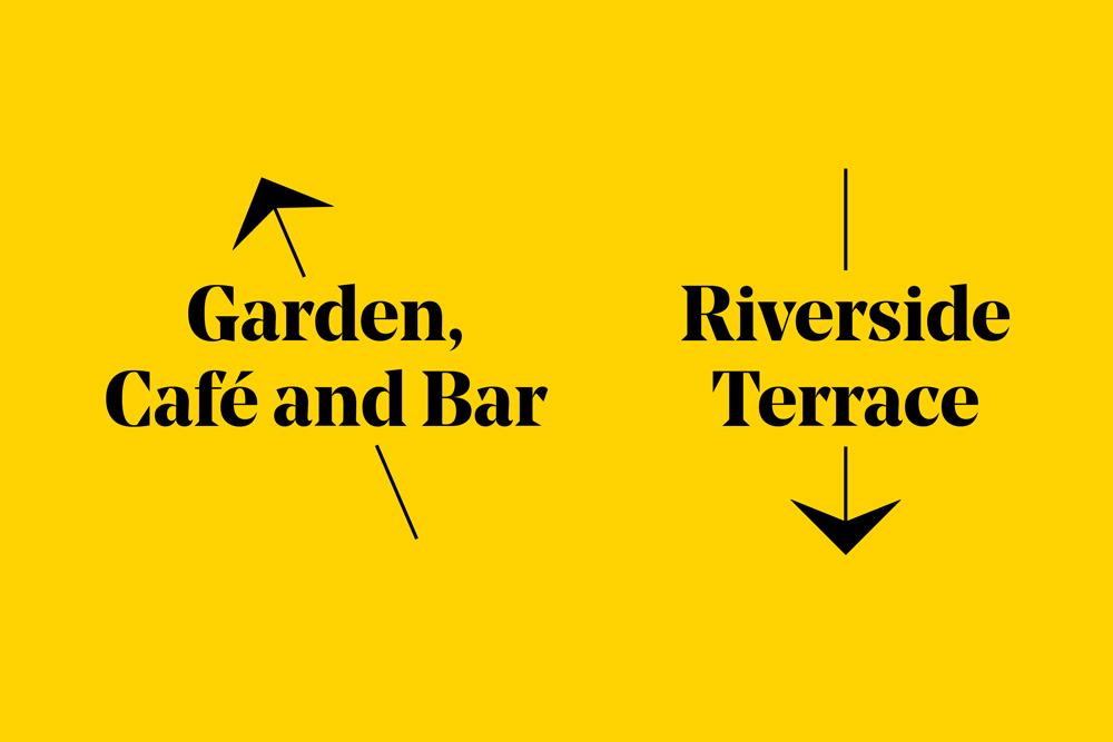 New Logo and Identity for Southbank Centre by North