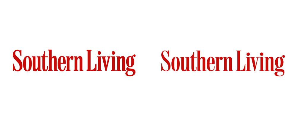 New Logo for Southern Living by Jessica Hische