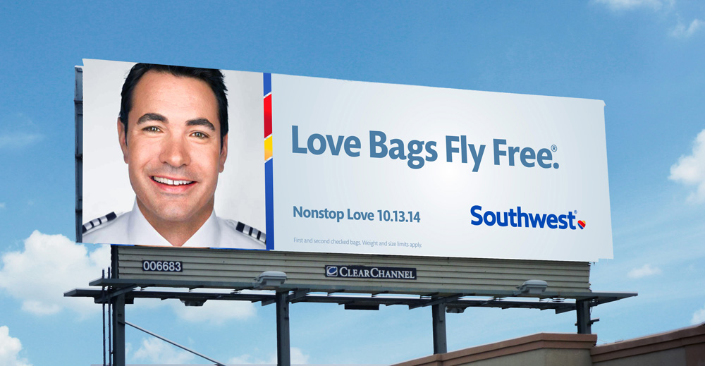 Love Bags Fly Free