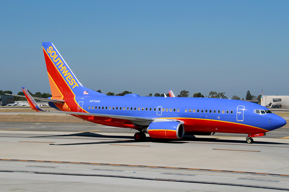 New Logo, Identity, and Livery for Southwest Airlines by Lippincott