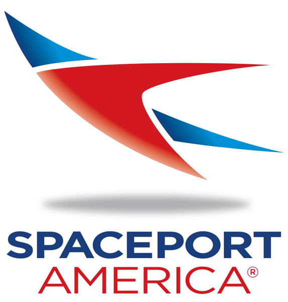 Spaceport America Logo, Before and After