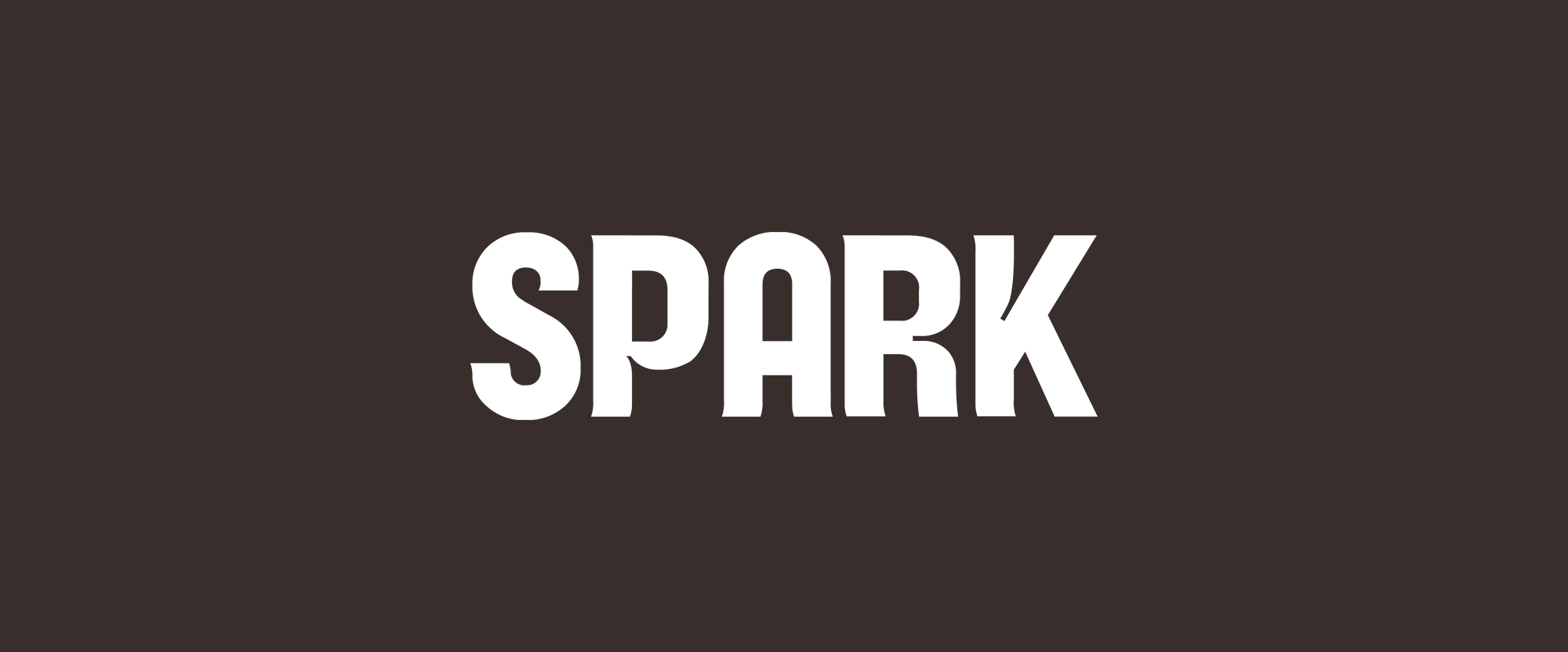 New Logo and Identity for Spark by Bullish
