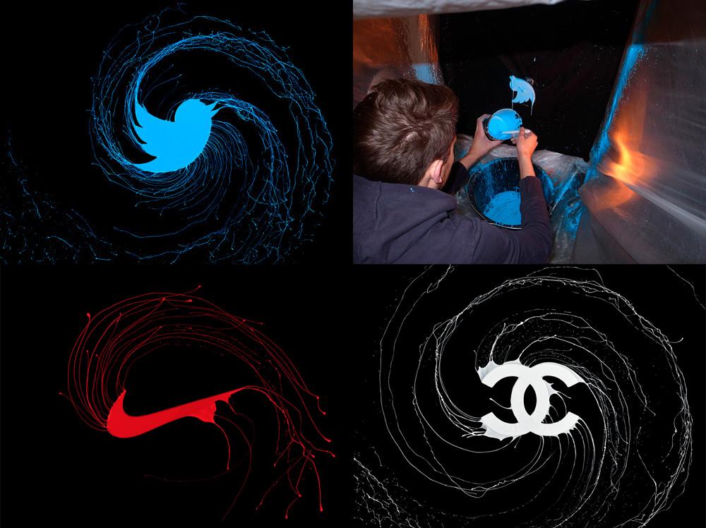Spinnin' Logos