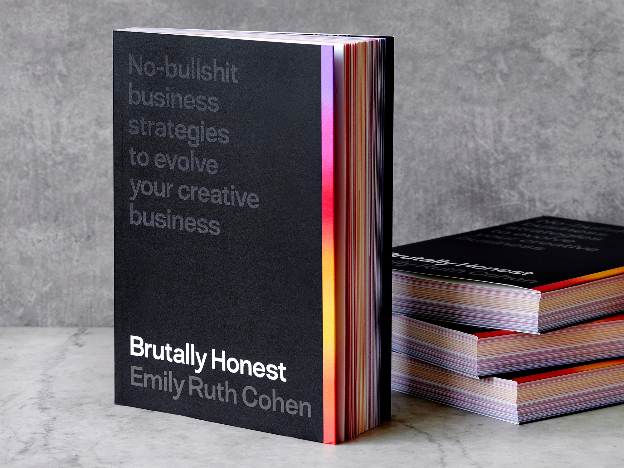 Brutally Honest: Strategies to evolve your creative business