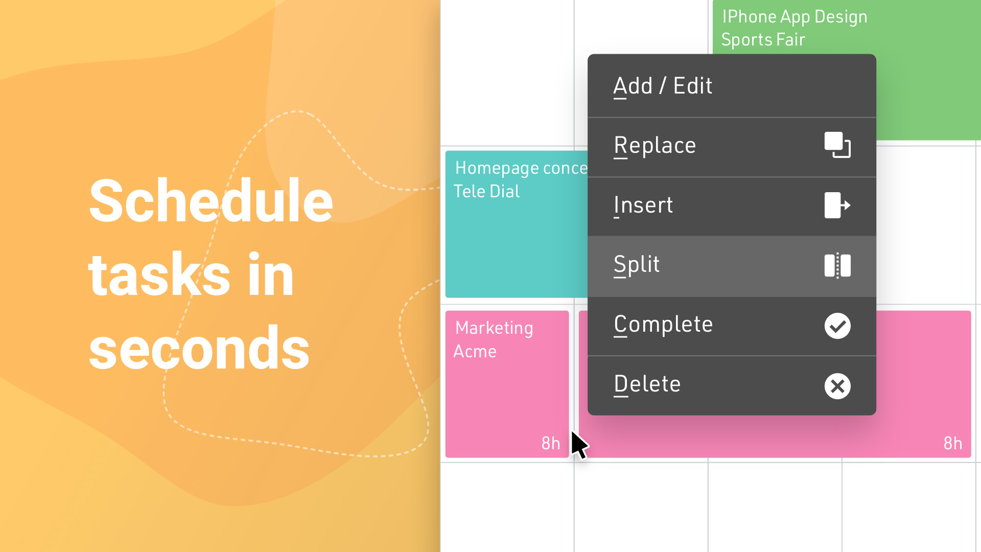 Float is a Resource Planning Tool used by the World's Top Creative Teams
