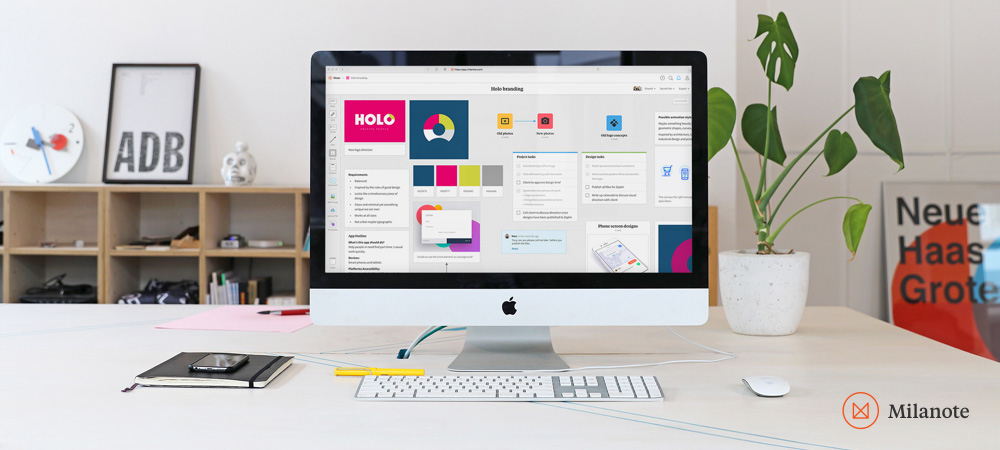 Milanote is a Tool for Planning Creative Projects