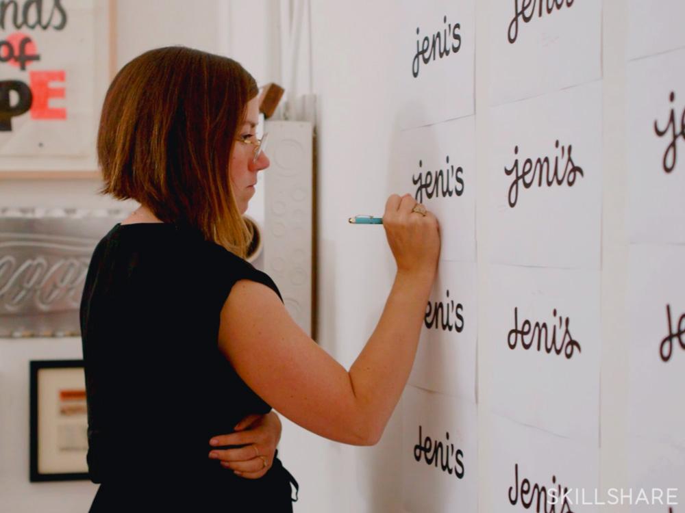 Logotype Masterclass with Jessica Hische