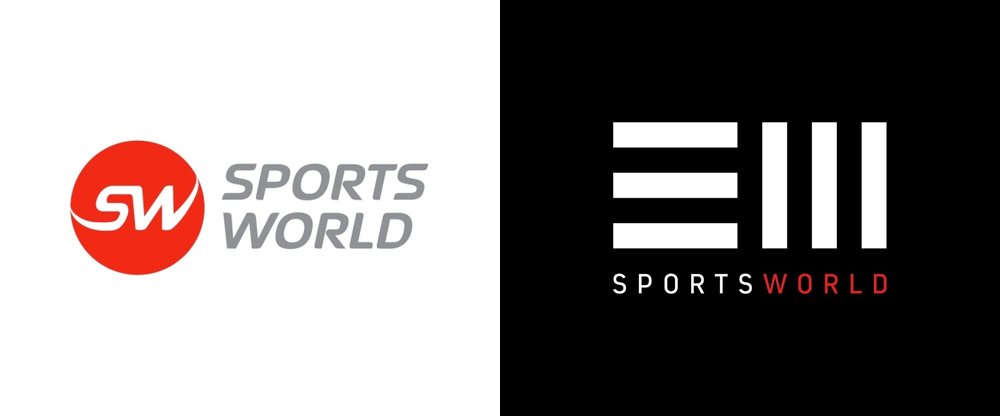 New Logo for Sports World