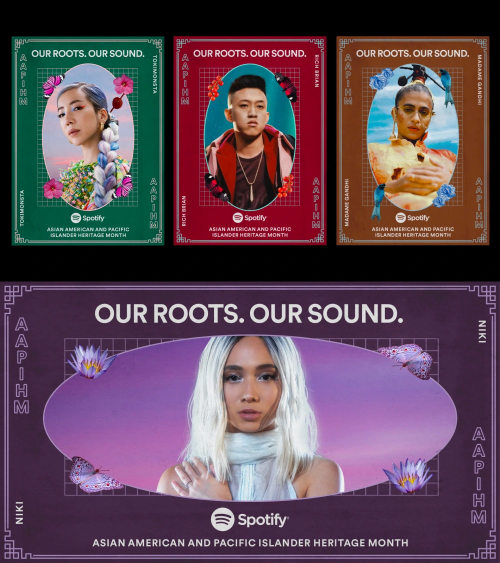 """""""Our Roots. Our Sound."""""""