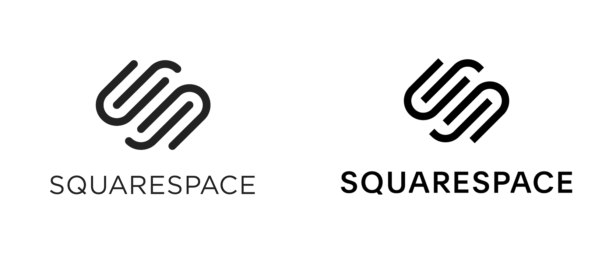 New Logo and Identity for Squarespace by DIA