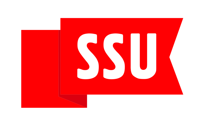 New Logo and Identity for SSU by Snask