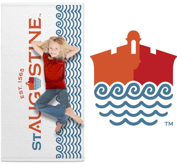 St. Augustine Logo, New