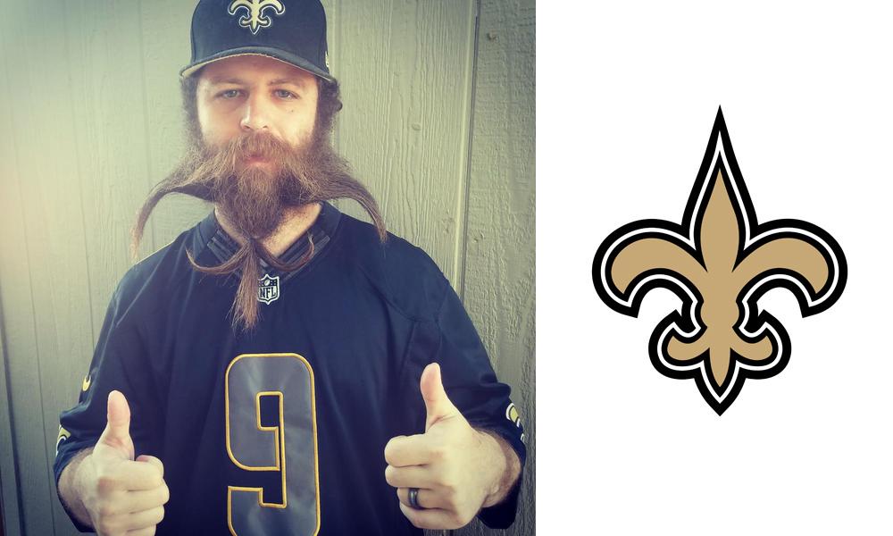 Saints Beard