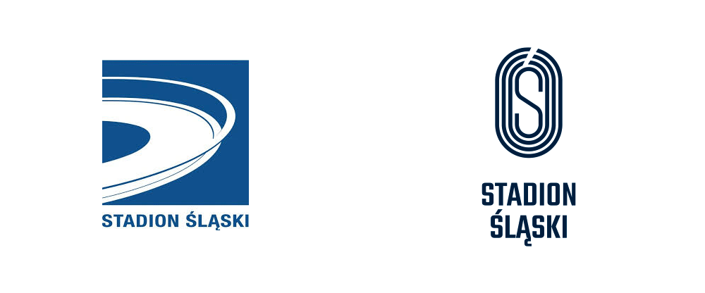 New Logo and Identity for Stadion Śląski by Creogram