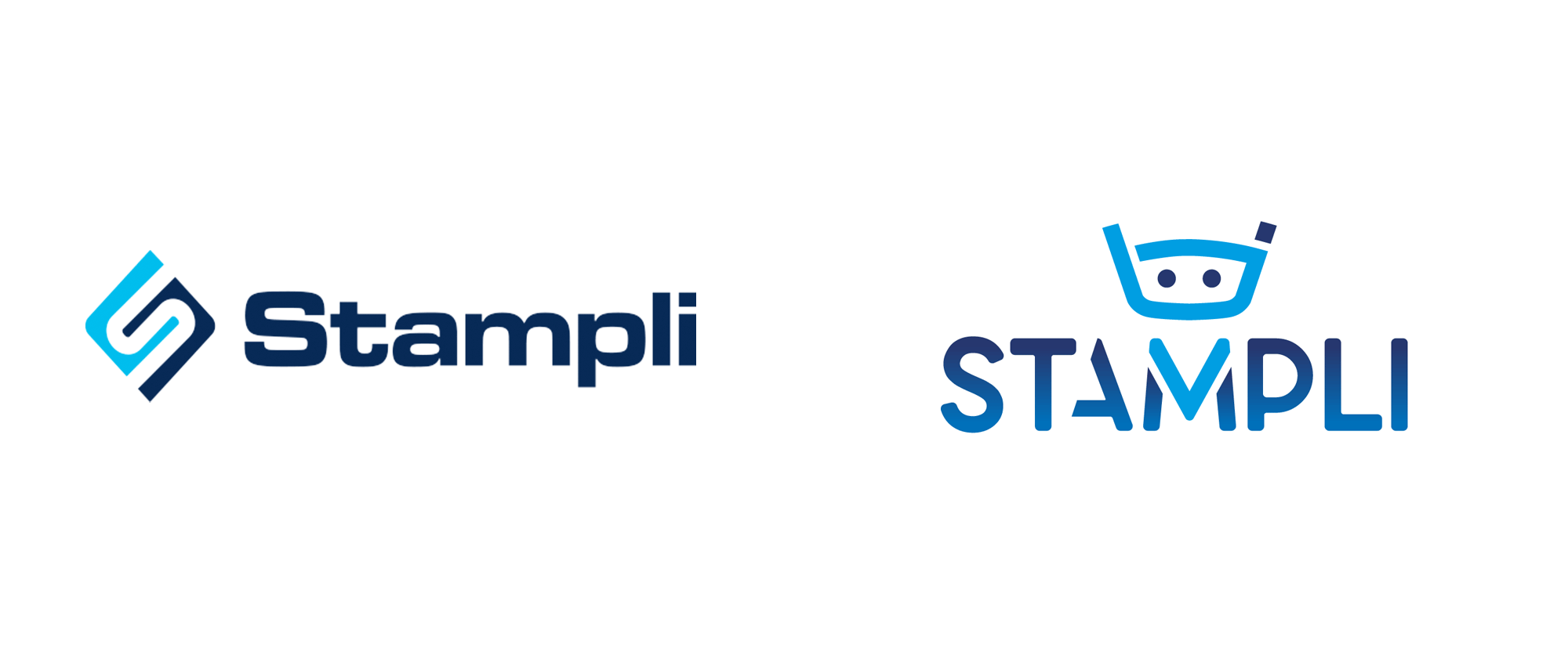 New Logo for Stampli