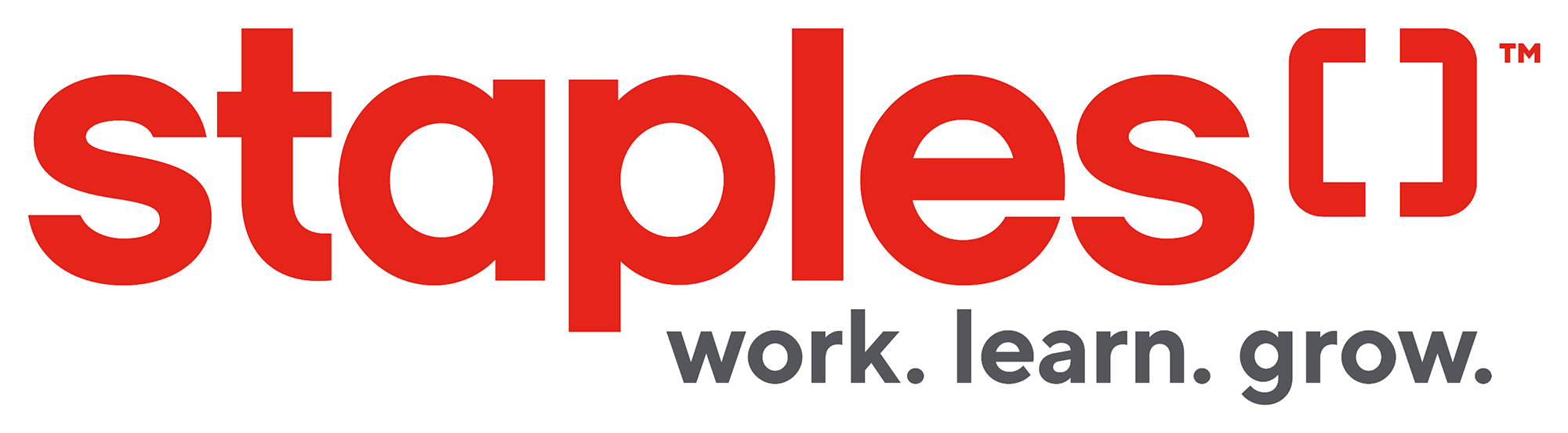 New Logo for Staples Canada