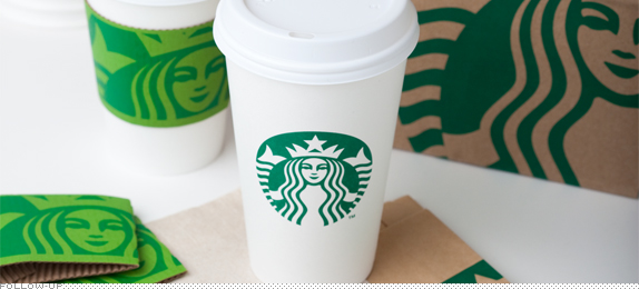 Follow-up: Starbucks Rolls Out New Identity
