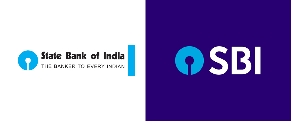 New Logo and Identity for State Bank of India by Design Stack