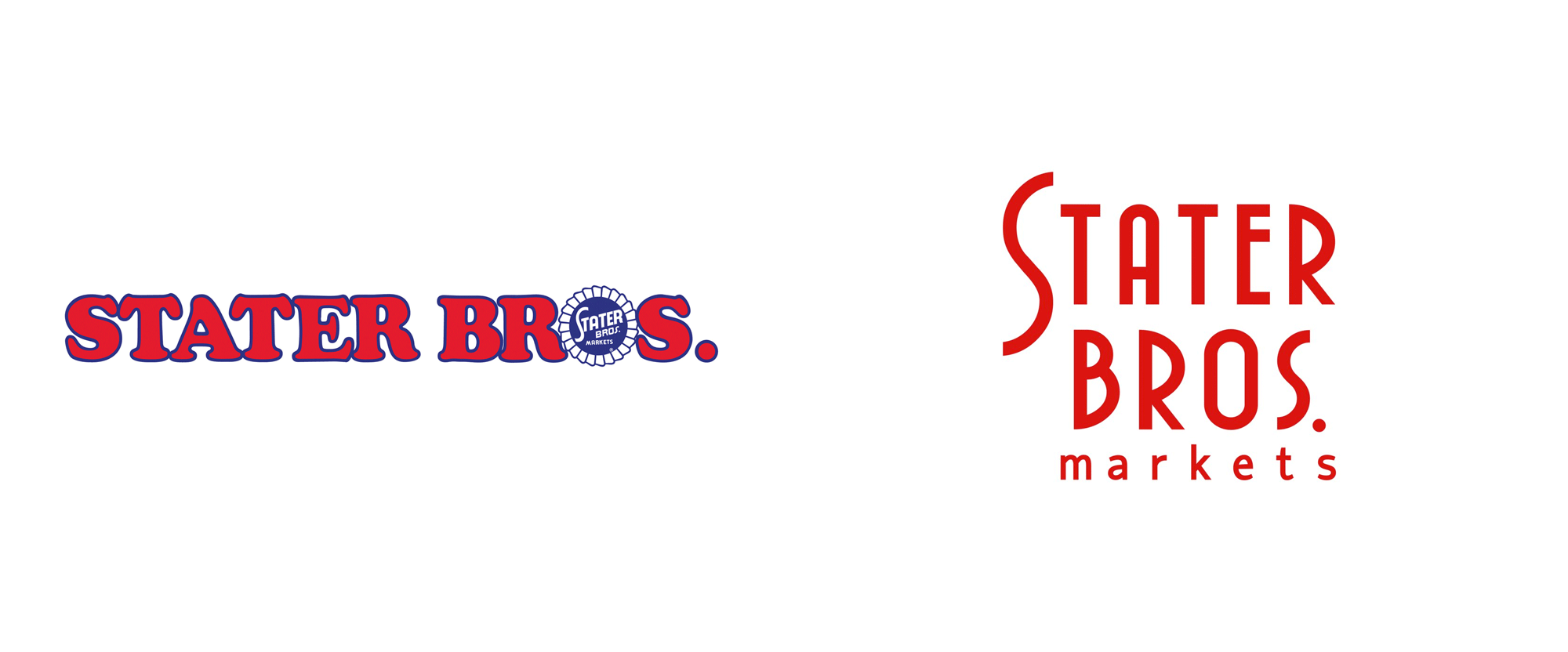 New Logo for Stater Bros. Markets