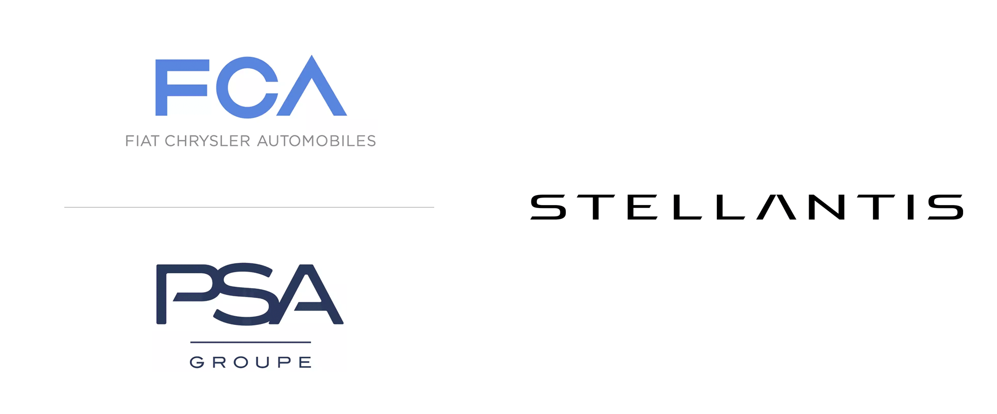 New Name and Logo for Stellantis by Publicis Group