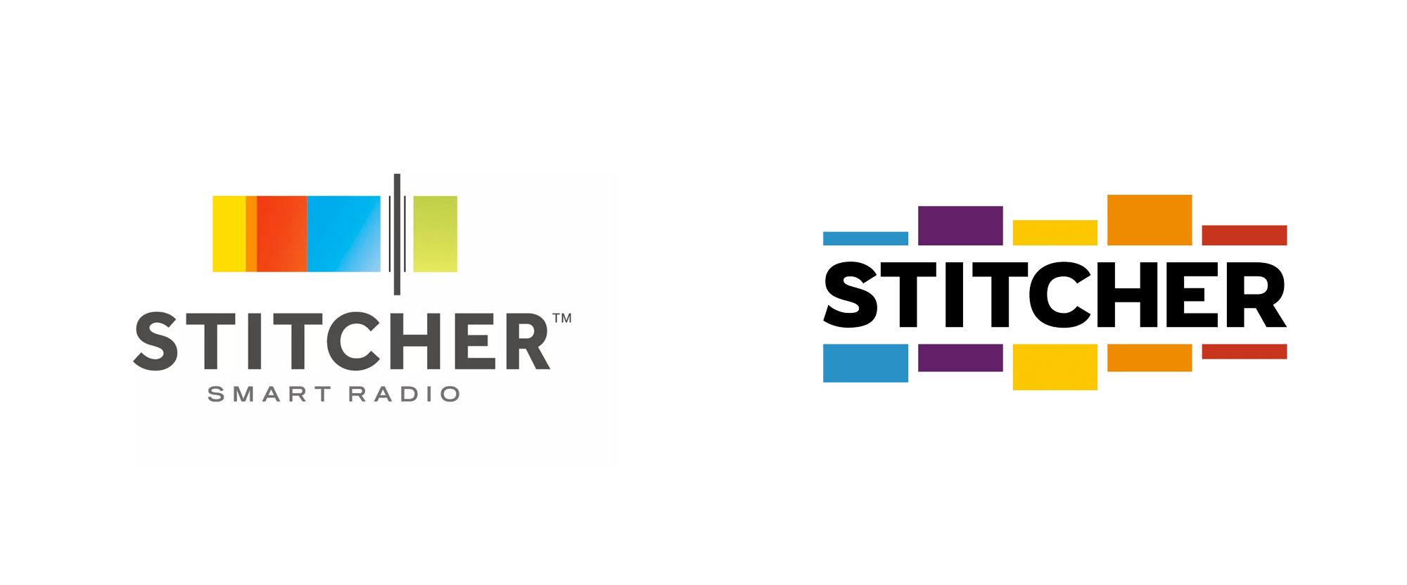 New Logo for Stitcher