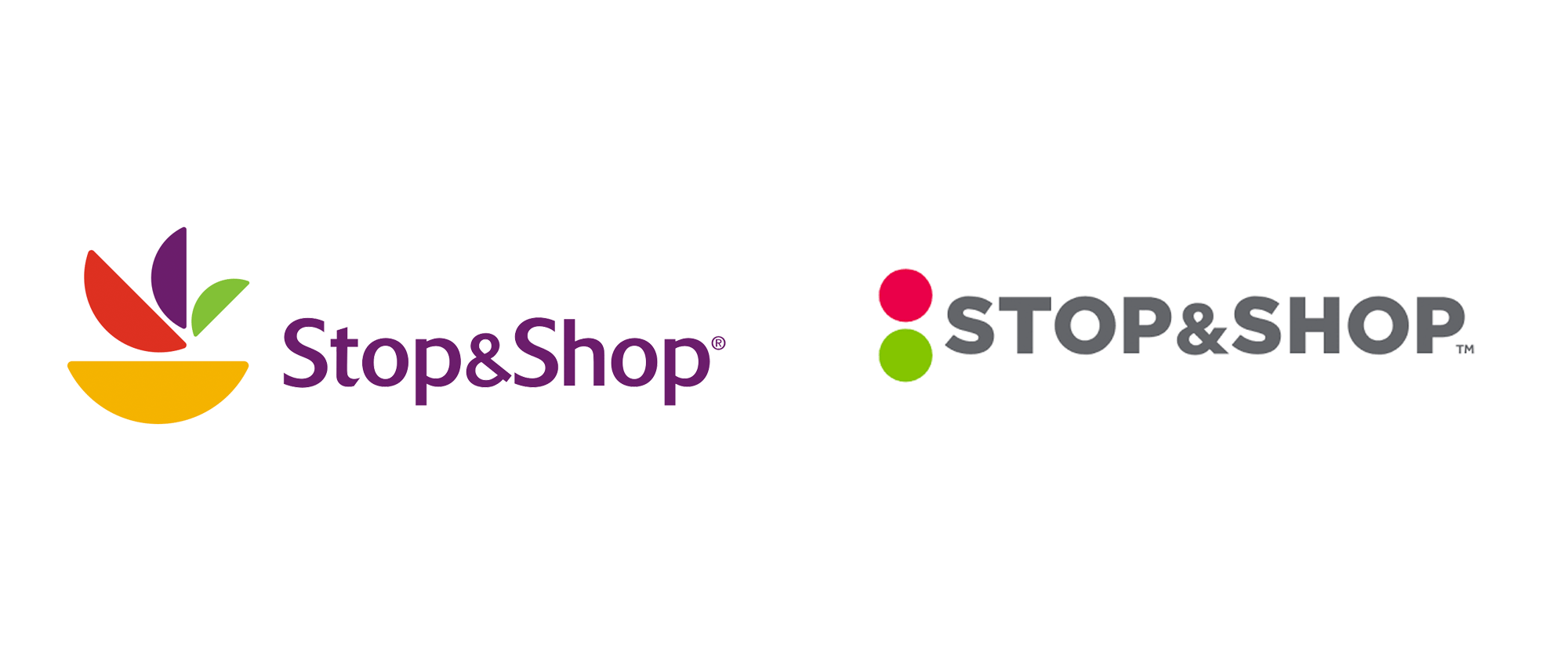 New Logo for Stop & Shop