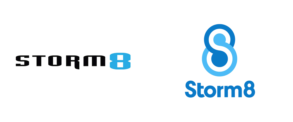 New Logo and Identity for Storm8 by Interbrand