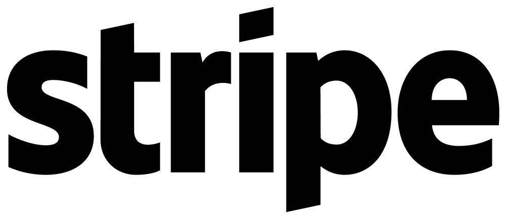 New Logo and Identity for Stripe done In-house