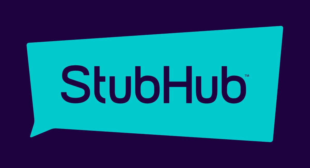 New Logo and Identity for StubHub