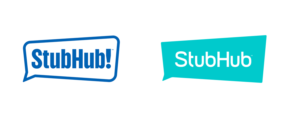 New Logo and Identity for StubHub